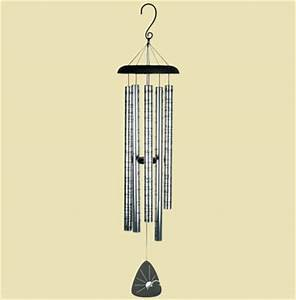 """44"""""""" Memories Sonnet Wind Chimes - Christian Personalized"""