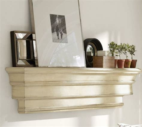 pottery barn decorative wall shelves decorative ledge traditional display and wall shelves