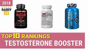 Best Testosterone Booster Top 10 Rankings  Review 2018  U0026 Buying Guide