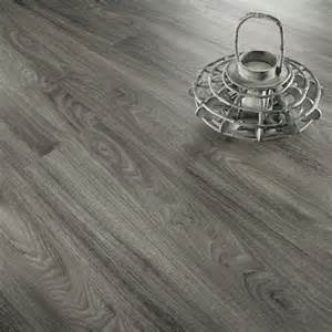 luxury click vinyl grey oak flooring interior decor