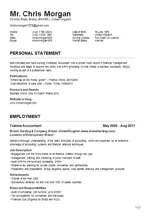 20215 exle of cv resume tops resume and resume exles on