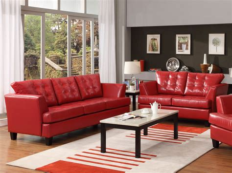 red living room ideas  decorate modern living room sets