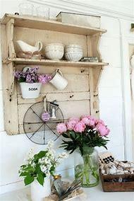 DIY Shabby Chic Decorating Ideas