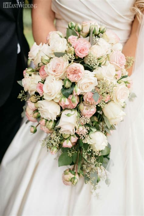 1000 Ideas About Cascading Bridal Bouquets On Pinterest