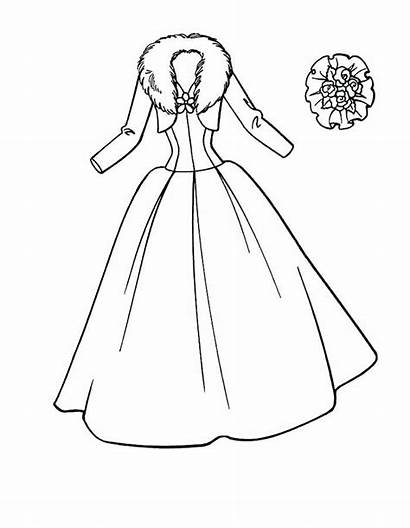 Coloring Pages Fancy Princess Printable Getcolorings