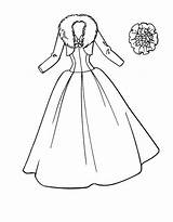 Coloring Pages Fancy Princess Printable Getcolorings sketch template