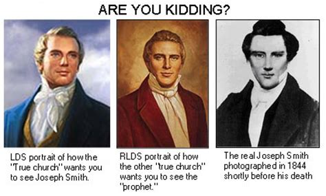 What Is Flds Stand For by Will The Real Joseph Smith Please Stand Up Life After