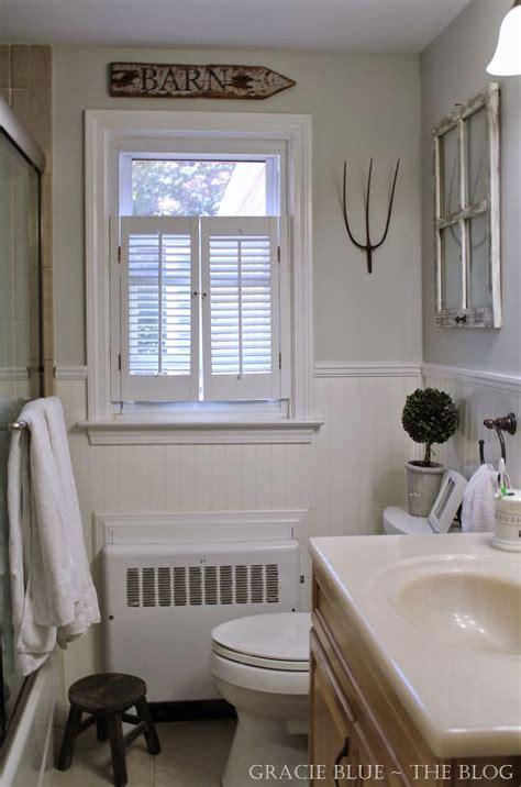 Best 25  Bathroom window treatments ideas on Pinterest
