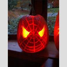 25+ Best Ideas About Spiderman Pumpkin On Pinterest