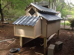Roost Diagrams Needed For Large Coop