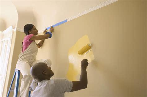 remove painters tape   paint dries