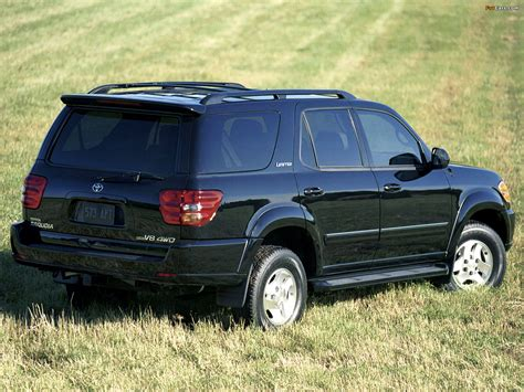 Toyota Sequoia Limited 2000–05 Pictures (1600x1200