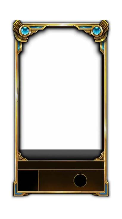 Border Challenger Legends League Transparent Wiki Nicepng