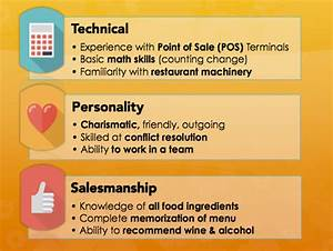 Responsibilities Of A Waitress For Resumes Food Service Waitress Waiter Resume Samples Tips