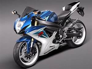 2012 Suzuki Gsx R600 Motorcycle Pictures