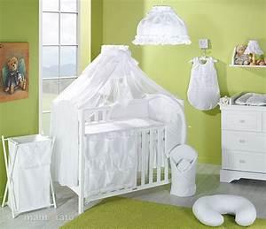 Voile De Lit : voile de lit blanc mamo tato mamo tato house babyhouse ~ Teatrodelosmanantiales.com Idées de Décoration