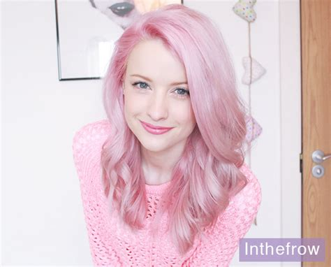 Bloggers With Pastel Hair Hair Extensions Blog Hair