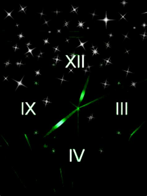 Animated Clock Wallpapers For Mobile - animated clock3 mobile wallpaper mobile toones