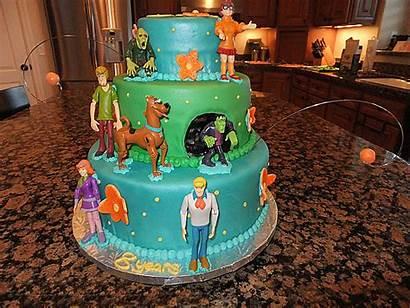 Scooby Doo Cakes Birthday Cake Decoration Party