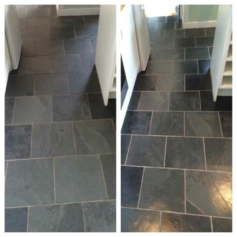 kitchen floor grout cleaning in lanarkshire 1637
