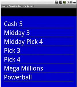 South Carolina SC Lottery Results Latest Winning numbers