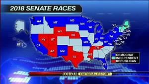 Democrats Scrambling! 7 Dem Senate Seats Most Likely to ...