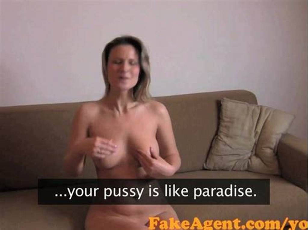 #Fakeagent #Hot #Blonde #Amateur #Fucks #Her #Period #In #Casting