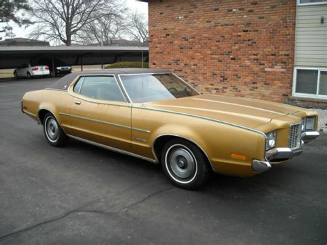 Seller of Classic Cars - 1972 Mercury Montego (Deep Blue ...