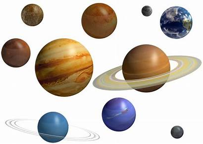 Planets Solar System Planet Clipart Saturn Sistema