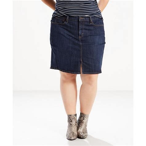64340 Jcpenney Levis Coupon by Levi S Denim Skirt Plus Jcpenney