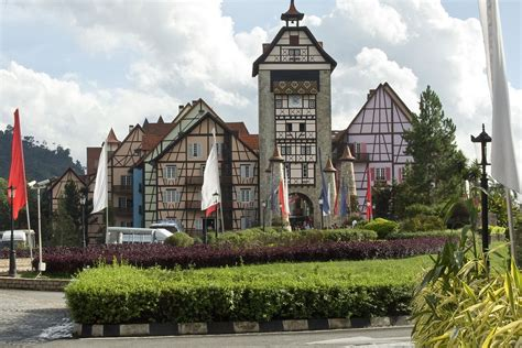 list  tourist attractions  pahang wikipedia