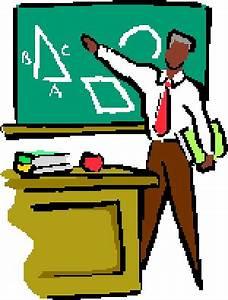 High School Teacher Clipart