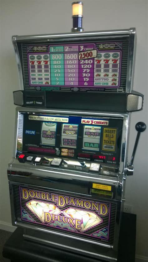 igt double diamond deluxe  slot machine  sale