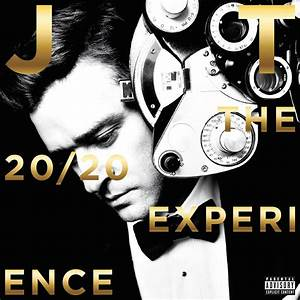 Justin Timberlake 20/20 EXPERIENCE - 2 OF 2 Vinyl Record