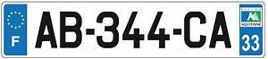 Numéro De Plaque D Immatriculation : nouvelle plaque d 39 immatriculation siv ~ Maxctalentgroup.com Avis de Voitures