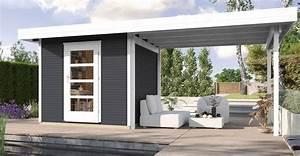 Gartenhaus ganz einfach selber bauen obi gartenplaner for Garten planen mit französischer balkon bausatz