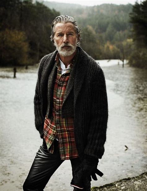 Best Images About Silver Fox Grey Beards Pinterest