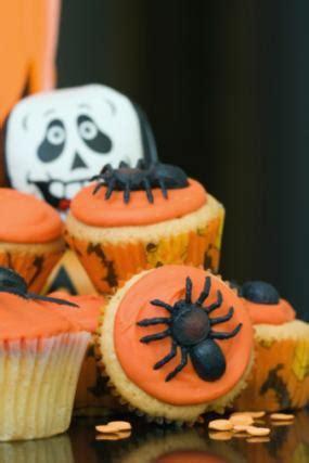 recette cupcakes dhalloween vanille  petites