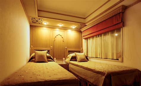 Presidential Suite Aboard Maharajas' Express Maharajas