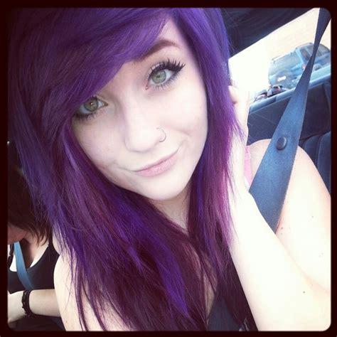 32 Best Purpleemoscenehair Images On Pinterest