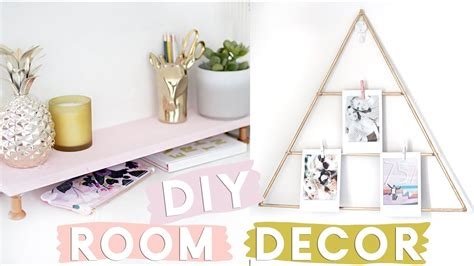 Diy Organisational Room Decor Projects For Your Desk
