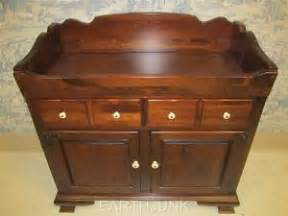 ethan allen dry sink antiqued old tavern pine collection