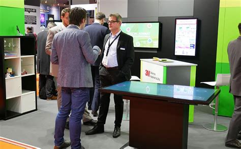 premium touch screen solutions with object recognition by 3m and eyefactive at ise 2018