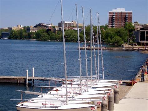 Lake Mendota Boat Rental by Lakefront Lake Mendota Picture Of Wisconsin