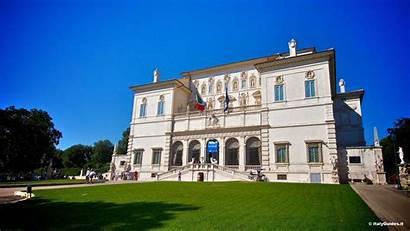Borghese Villa Rome Italy Italyguides