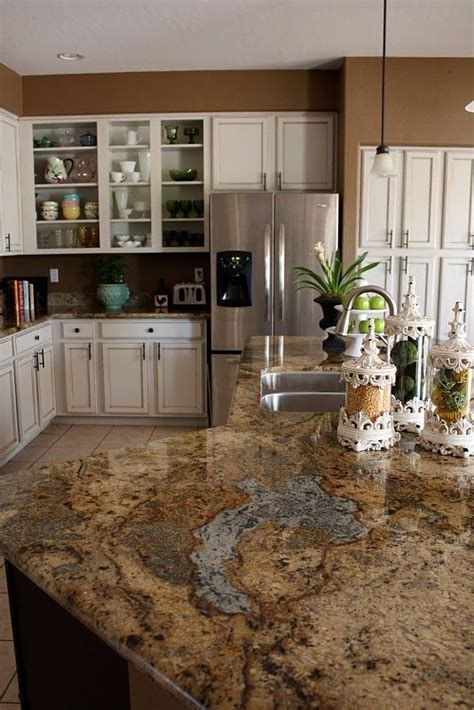 true wood cabinets choosing granite countertop colors for cherry wood