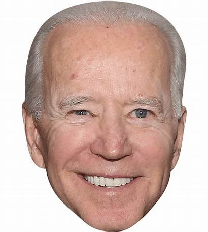 Biden Joe Mask Smile Celebrity Cutouts Cardboard