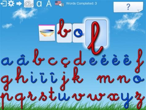 French Words for Kids app review: a playful way to learn ...