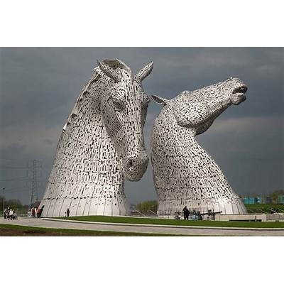 Opinions on The Kelpies