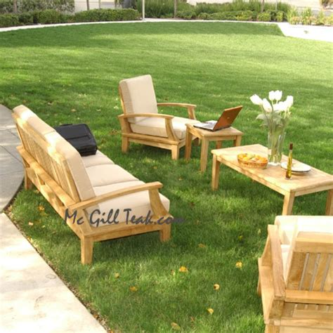 23 teak patio furniture